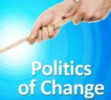 Politics of Change image - sml 3